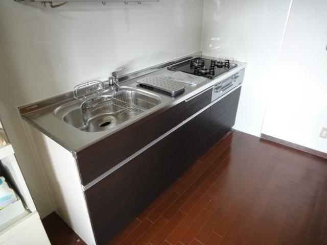麻生区 マンション キッチン交換リフォーム 施工後