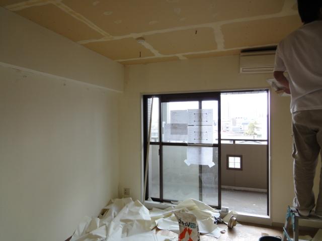 川崎市中原区 マンションリフォーム工事