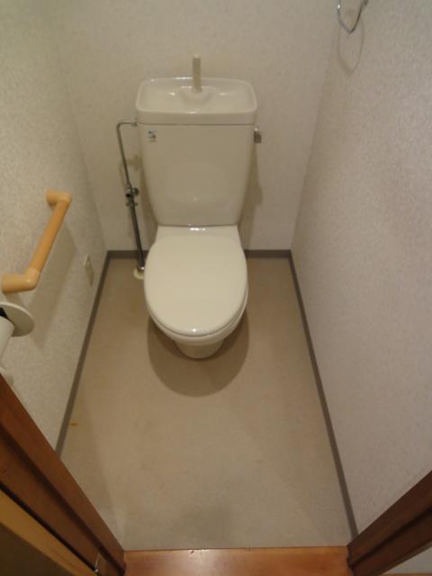 トイレ 施行前