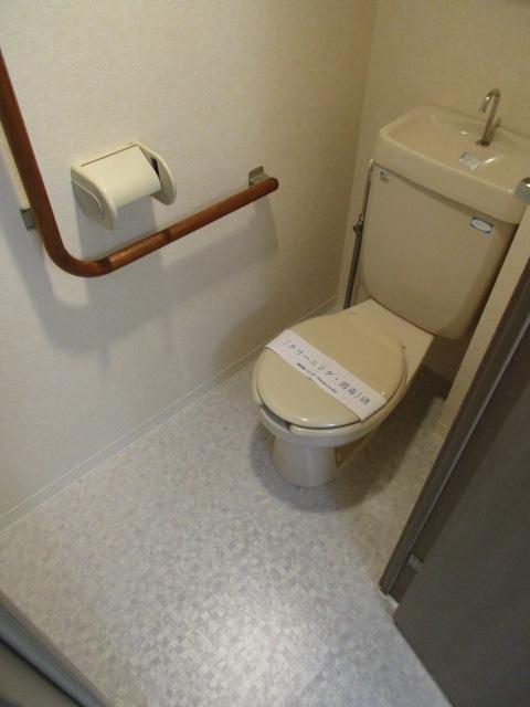 トイレ 施行後