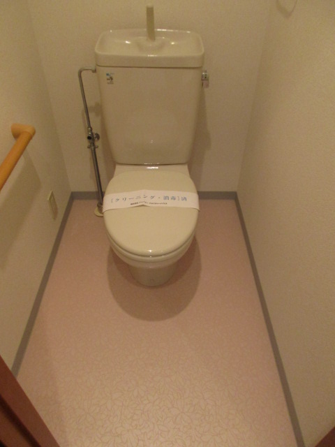 トイレ 施工後