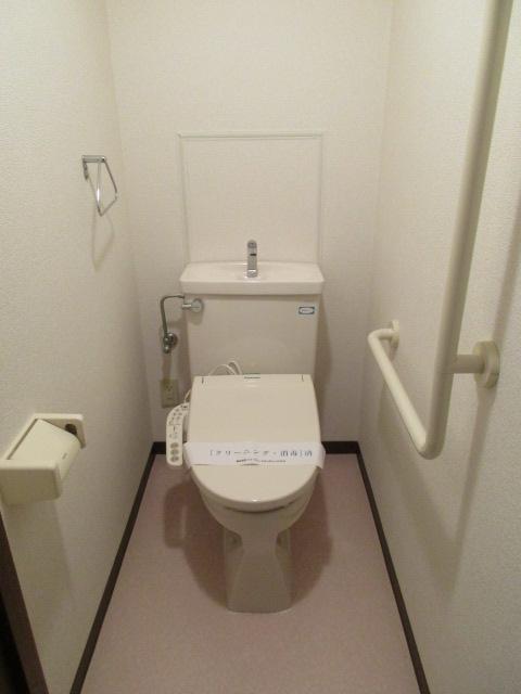 リフォーム後(トイレ)